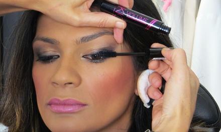Sesión de maquillaje a elegir y cuidado de la piel desde 12,95 € en Kioma San Fernando
