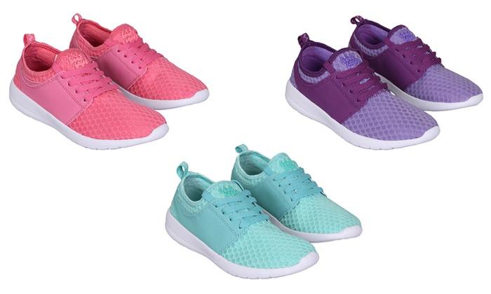 Sleeky Low Sneaker Lila Hood Babes YjdnYAE0