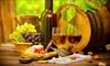 Degustazione vini con tagliere