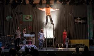 """Chamäleon Theater: 1 Karte für """"Underart"""" im Chamäleon Theater in den Hackeschen Höfen Berlin am Termin nach Wahl (bis zu 40% sparen)"""