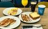 """Petits-déjeuner """"american morning"""""""