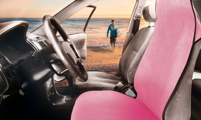 Fast Absorbent Multi Functional Beach Workout Towel Car Seat Cover