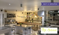 Choice of Cookery Class for one at The Avenue Cookery School (Up to 57% Off)