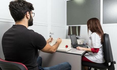 1 o 2 certificado médico-psicotécnico para todo tipo de carnés y licencias desde 14,90 € en Reconocimiento Olímpico