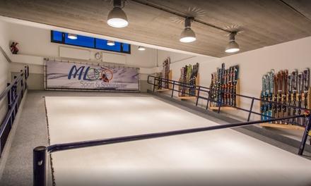 Ski of snowboardles van 60 min. bij ML Sport & Snowcenter in Apeldoorn of Doetinchem