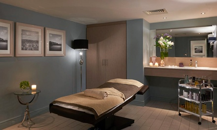 Spa Access for Two with Towels, Slippers and Robes Hire at 4* Slaley Hall Spa and Fitness