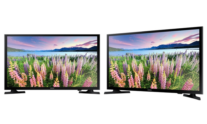 samsung 40 zoll led tv ue40j5000 groupon. Black Bedroom Furniture Sets. Home Design Ideas