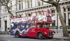 London Classic Bus Tour: Child (£10.25), Adult (£15.5)