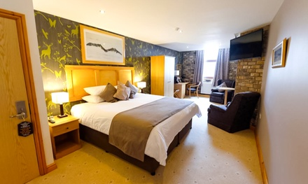 Cumbria: Double Room Stay for Two with Breakfast, Dinner and Leisure Access at 4* Washington Central Hotel