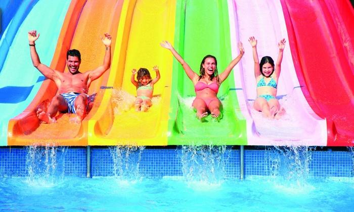 Resultado de imagen de imagen niños en parque acuatico