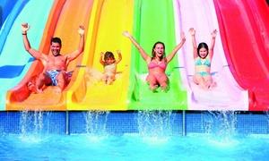 Hidropark Alcudia: Entrada al parque acuático Hidropark Alcudia para niños y adultos 8,95€