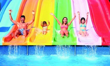 Entradas para niños y/o adultos desde 7,95 € en Hidropark Alcudia Oferta en Groupon
