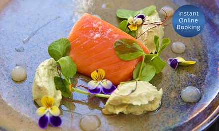 FiveCourse Modern Australian with Bottle of Wine for Two $89 or Four $178 at Swissôtel Sydney Up to $356 Value