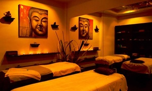 Naturopathy Touch: Choice of Tanning Service with Optional Body Scrub at Naturopathy Touch (Up to 54% Off)