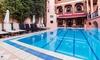 Hôtel Oudaya - Hôtel Oudaya: Marrakech : 1 à 7 nuits avec petit déjeuner et dîner en option à l'Hôtel Oudaya pour 3 personnes