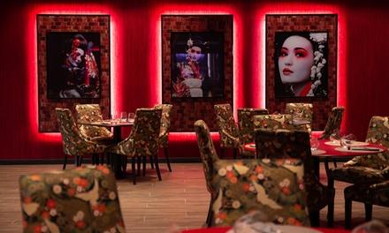 Menú para 2 o 4 con entrante, principal, postre, bebida y entrada al Casino Admiral Granada(42% de descuento)