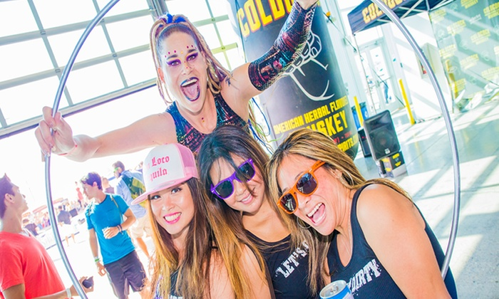 San Diego Spirits Festival - San Diego: San Diego Spirits Festival Visit for One or Two, August 27–28, 2016 (Up to 44% Off)