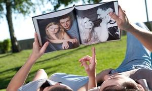 FotoDepot: Desde $219 por foto libro de tapa dura de 21 x 21 cm de 20 o 30 páginas o de 21 x 28 cm de 20 páginas en FotoDepot