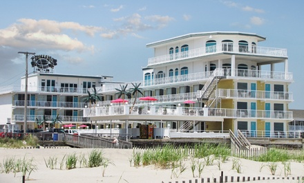 Stay at Paradise Ocean Resort in Wildwood Crest, NJ. Dates into September.