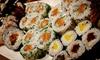 Zestawy sushi: do 69 elementów