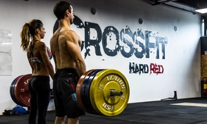 Crossfit Hard Red: 12 o 24 ingressi open per corsi di Crossfit al centro Crossfit Hard Red (sconto fino a 83%)