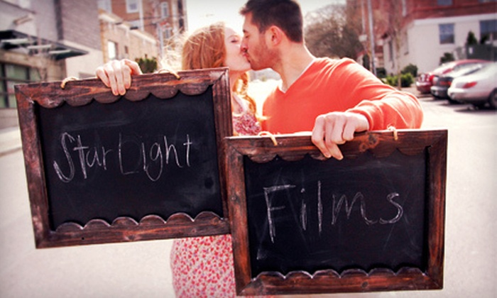 StarLight Films - Northeast Salem: $149 for a Three-Hour Video Shoot and Engagement Film from StarLight Films ($300 Value)