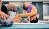 Unlimited Hot-Yoga Classes for One Month