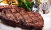 (Closed) Russell's Steakhouse - Hickory Forest: Steak-House Fare at Russell's Steakhouse in Hillsborough (Half Off). Two Options Available.