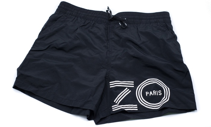cae60db18 Men's Kenzo Swim Shorts (Size XS) | Groupon