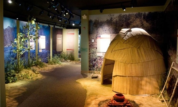 Fredericksburg Area Museum and Cultural Center - Fredericksburg: $32 for a One-Year Family Membership to the Fredericksburg Area Museum and Cultural Center ($65 Value)
