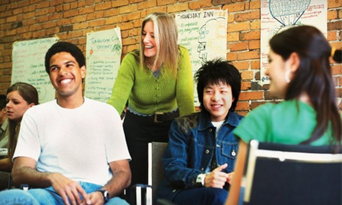 International Language Schools of Canada Toronto - Downtown Toronto: $139 for a Six-Week French or English Language Course at International Language Schools of Canada Toronto ($280 Value)