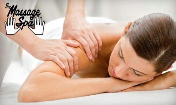 The Massage Spa - United Central: $20 for 60-Minute Relaxation or Swedish Massage at The Massage Spa