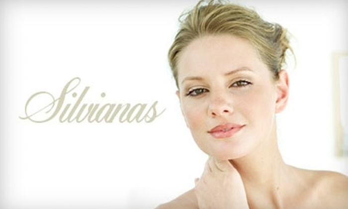 Silvianas European Spa Skin Care - Northeast Coconut Grove: $45 for a Deep-Cleansing Facial ($95 Value) or $35 for a Mani-Pedi ($75 Value) at Silvianas European Spa Skin Care in Coconut Grove