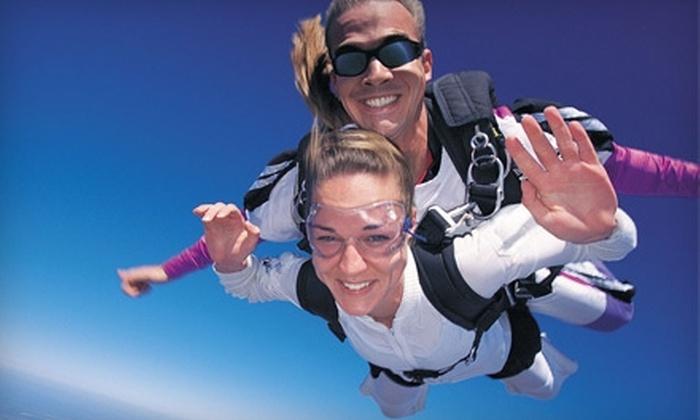 Desert Skydiving Center - Buckeye: $120 for Tandem Jump at Desert Skydiving Center in Buckeye ($199 Value)