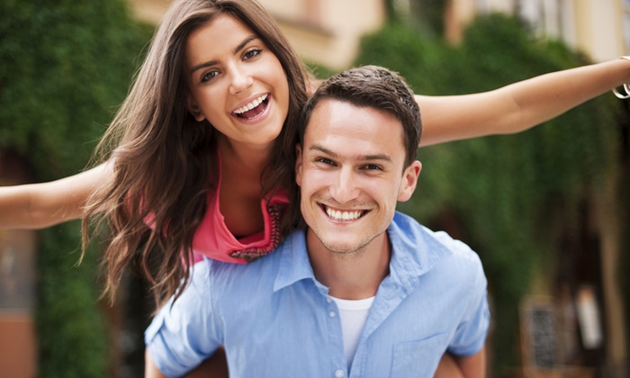 Bright Smiles Teeth Whitening - Multiple Locations: 30-Minute Teeth Whitening Session with Take-Home Whitening System at Bright Smiles Teeth Whitening (64% Off)