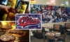 O'Aces Sports Bar & Grill CLOSED - Imperial: $5 for $20 Worth of Burgers, Wings, Pizzas, and Beer at O'Aces Sports Bar & Grill