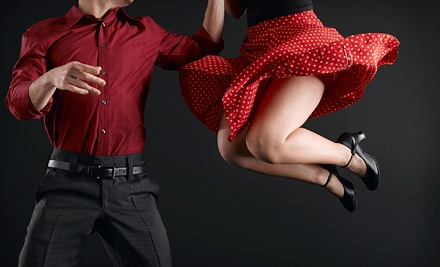 Four Introductory Lindy Hop Swing-Dance Classes For One (a $40 value) - The Kinesthetic Cue Dance Club in Madison