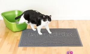 Tiger Tough Tidy Paws Litter and Food Mat