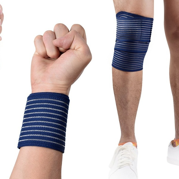 Bandage Wrap For Knee Ankle And Elbow Groupon