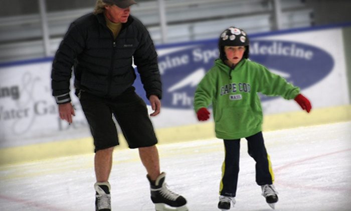 Park City Ice Arena - Park City: Ice-Skating Outing for Two or Four at Park City Ice Arena (Up to 57% Off)