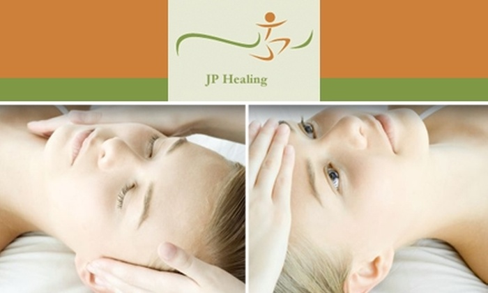 JP Healing - Coolidge Corner: $50 for a 75-Minute Craniosacral Therapy Session at JP Healing ($100 Value)