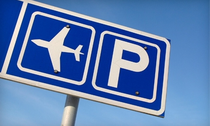 MVP Airport Parking - SeaTac: $19 for a Three-Day Parking Pass to MVP Airport Parking in SeaTac ($38.22 Value)