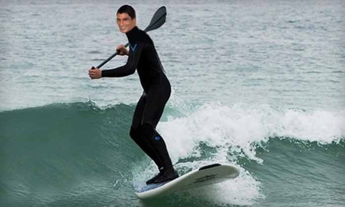 Dacane Surf Shop - Downtown Halifax: $25 for 36-Hour Stand-Up Paddleboard Rental from Dacane Surf Shop ($75 Value)