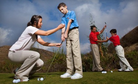 18 Holes of Golf with Cart and a Nine-Hole Playing Lesson (a $238 value) - Golf Academy Sean Kicker in Miami
