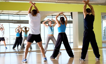 $29 for One Month of Unlimited Classes at Real Health & Fitness Center ($59 Value)