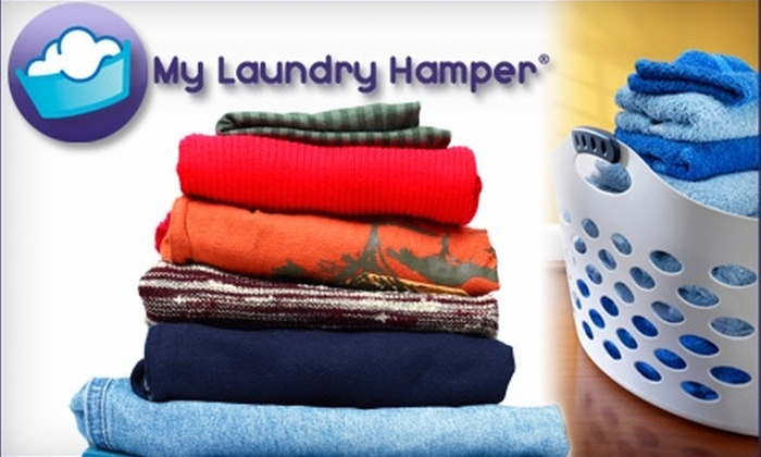 My Laundry Hamper - Providence: $10 for $30 Worth of Laundry and Dry-Cleaning Services at My Laundry Hamper (or $25 for $100 Worth of Services)