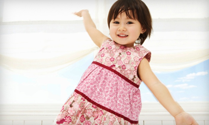 Raindrops N Polka Dots Children's Resale and Boutique - Detroit: $12 for $25 Worth of Children's Apparel and Toys at Raindrops N Polka Dots Children's Resale and Boutique in Harrison Township