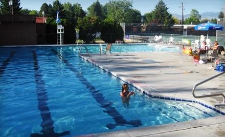 Boise Racquet & Swim Club: Individual Summer Pool Membership - Boise Racquet & Swim Club in Boise