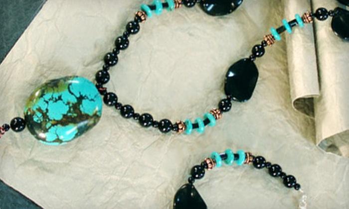 Azul World Treasures - Amana: $15 for $30 Worth of Jewelry, Gemstones, and Geodes at Azul World Treasures in Amana