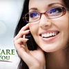 Eye Care For You and South County Eye Care - Multiple Locations: $49 for Frames, Lenses, and an Eye Exam at Eye Care For You or South County Eye Care